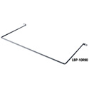 Middle Atlantic LBP-10R90 90 Deg. 10 Inch Offset Horizontal Lacer Bar (10 Pack)