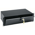 Rackmount Lock Box 3 Space