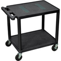Mobile AV Table 24W x 18D x 34H