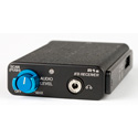 Lectrosonics IFBR1A-21 UHF Belt-Pack Receiver - Block 21 - 537.600 - 563.100