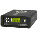 Lectrosonics IFBT4-21 Frequency-Agile IFB Transmitter - Block 21 - 537.600 - 563.100