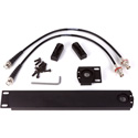 Lectrosonics RMPR400B-1 Rack Mount Kit for a single R400A Receiver