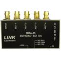 Link MDA-55 1 x 4 3G/HD/SD SDI or ASI Distribution Amplifier