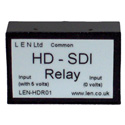 LEN LHDR01 Passive HD-SDI Single Channel HD Relay