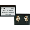 LEN LAMF01 AES MADI ASI Ground Isolator