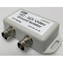LEN LHDF03 HD-SDI Video Ground Isolator 4000 Volt - 4kV Breakdown