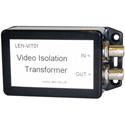 LEN LVIT01 Single Channel Video Isolation Transformer