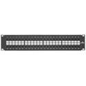 Leviton 69270-U48 48 Port Cat6 Patch Panel