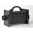 Lex BNZJ2-Z3 Bento Enclosure LSC19 to Six (6) 5-20 Duplex Receptacles with LSC19 Feed Thru Power Distribution Box