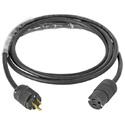 Lex PE700J-50-515 - 5-15 Edison Extension Cable 12/3 SJOOW 50 Feet