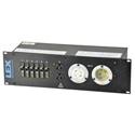 Lex PRM3IJ-9CC 3RU Rack Mount Power Distribution - L14-30 In/Thru to Duplexes