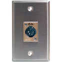 Lightronics CP402 Unity Architectural Wall Plate