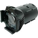 Lightronics FXEBRL10 Ellipsoidal Lens Tube - Lens Assembly - Black
