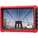 Lilliput A7s Full HD 7 Inch Monitor Package with 4K Camera Assist red case