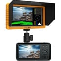 Lilliput Q5 5.5 Inch Full HD Camera Top Monitor with SDI and HDMI Cross Conversion