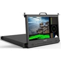 Lilliput LIL-RM1730S 17.3 inch Full HD pull out Rack monitor with waveform and vectorscope