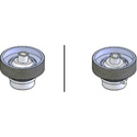 Lightel VC62-2.5/APC Universal Tip for 2.5mm Male APC Type Connectors