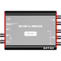 Lumantek BAT-SA HD-SDI to Analog  BAT-Series Mini Converter