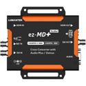 Lumantek EZ-MDPLUS HDMI/SDI Cross Converter with Audio Mux/Demux and Scaler