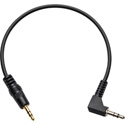 Sescom LN2MIC-ZOOMH4N 3.5mm Line to Mic 9 Inch DSLR Cable for Zoom H4-PRO Series Recorders