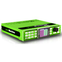 LYNX Technik greenMachine Titan - 4 Channel Audio / Video Processing Appliance (4K 12G)