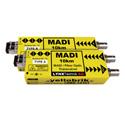 LYNX Technik Yellobrik OBD 1210 MADI Coax to MADI Bidirectional Fiber Transceivers (PAIR A & B) - LC Connectors