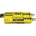 LYNX Technik Yellobrik ORR 1802 SD/HD/3G - Dual Channel Fiber to SDI Converter Receiver
