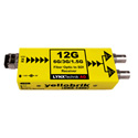 LYNX Technik ORX 1400 12G/6G/3G 1.5G Fiber Optic to SDI Receiver