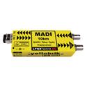 LYNX Technik Yellobrik OTR 1210MM MADI Coax to MADI Fiber Transceiver - 550 Meters - LC Connectors - Multimode Version