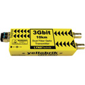 LYNX Technik Yellobrik OTT 1812 SD/HD/3G - Dual Channel SDI to Fiber Converter Transmitter