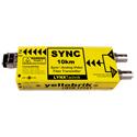 Lynx Yellobrik OTX 1712 Analog Video/Sync 10km Singlemode 1310nm Fiber Tx ST Connector