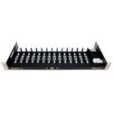 LYNX Technik Yellobrik RFR 1000-1 19 Inch (1RU) Rack Mount Chassis for Up to 14 Yellobriks