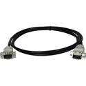 Minature Low Profile VGA Cable - DSUB 15HD Male - Male 6Ft.