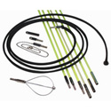 Labor Saving Devices 81-000 Creep-Zit Pro 36ft. Threaded Connector Wire Running Rod Kit