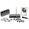 Listen LS-41-072 Level I Stationary RF Assistive Listening  System (72 MHz)
