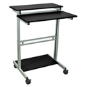Luxor STANDUP-31.5-B Adjustable Height Stand Up Workstation
