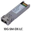 Luxul 10G-SM-DX-LC 10Gb Singlemode Fiber Duplex SFPplus Module