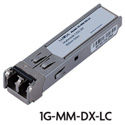 Luxul 1G-MM-DX-LC 1 GB Ethernet Multimode Fiber Duplex SFP Module