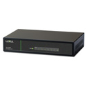 Luxul AGS-1008M AV Series 8-port Gigabit Switch with PoE Input and Mag Mount