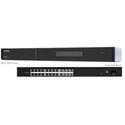Luxul AGS-1024 AV Series 24-Port Gigabit Rack Mount Switch