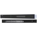Luxul AMS-2624P AV Series 26-pt/24 PoEplus GbE Managed Switch