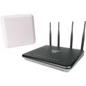 Luxul WS-260 AC3100 Whole Home Wi-Fi System (XWR-3150 plus XAP1610 Bundle)