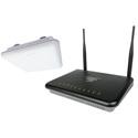 Luxul WS-80 AC1200 Whole Home Wi-Fi System (XWR-1200 plus XAP810 Bundle)