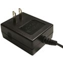 Power Adapter 100-240V AC Input on US Plug 24V 1A DC Output on Bare Wires