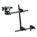 Manfrotto 196B-3 3-Section Single Articulated Arm with Camera Bracket (143BKT)