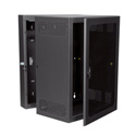 Middle Atlantic CWR-18-22PD CWR Series Rack Data Wall Cabinet
