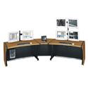 Middle Atlantic LD-4830DC - 48 Inch LCD Desk - 30H Dark Cherry