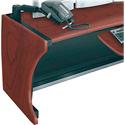Middle Atlantic LD-SP30-DC Side Panels for LCD Monitoring Desk - Dark Cherry