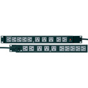Middle Atlantic PD-2020R-NS Multi-Mount Rackmount Power - 20 Outlets