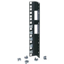 Middle Atlantic PROWMRK-RR42 Pair 44 Space Cage Nut Style Rackrail for WMRK